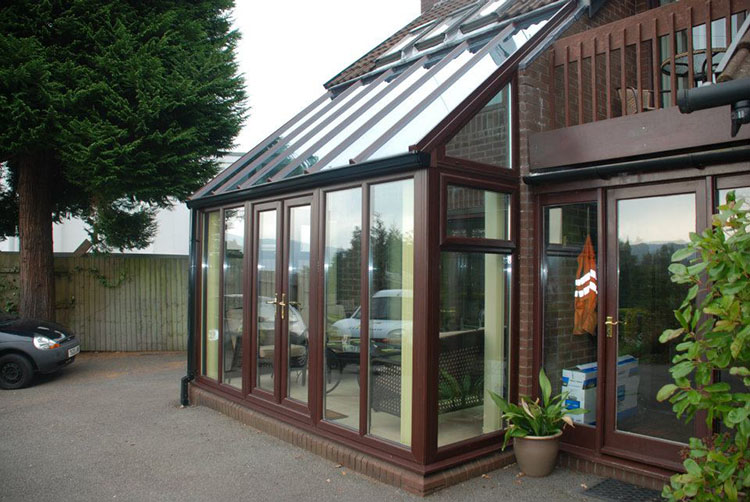L Shaped Conservatories Hitchin